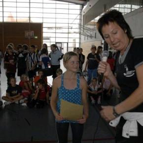 Bundesjugendspiele am 28. August 2008