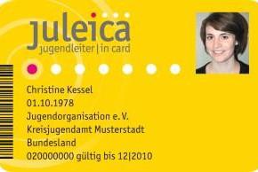 juleica - Die Jugendleiterkarte