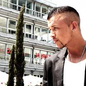 Felix Antoine Blume alias Kollegah, der schnellste Rapper Deutschlands