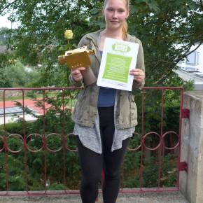 Verleihung der Goldenen Ursula an der Ursulinenschule