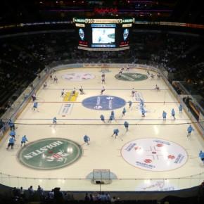Eishockey bei den Kassel Huskies