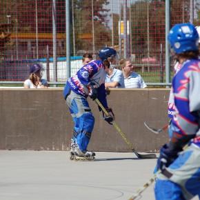 Skaterhockey bei den Kassel Wizards